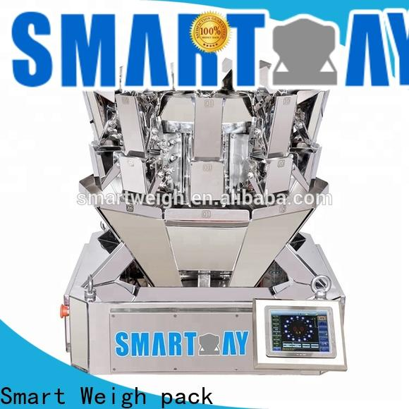 Smart Weigh pack best liquid filling machine suppliers for food labeling