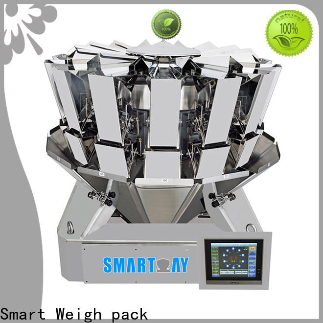 chinese multihead weigher feeding with good price for food labeling