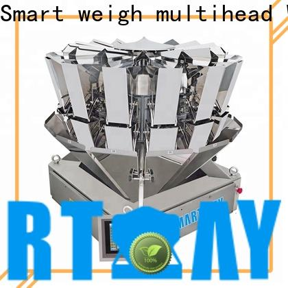 Smart Weigh pack scale multi head scales order now for foof handling