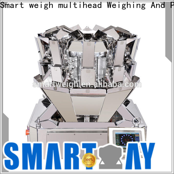 Smart Weigh pack best-selling multi head weigher for vegetable customization for food labeling