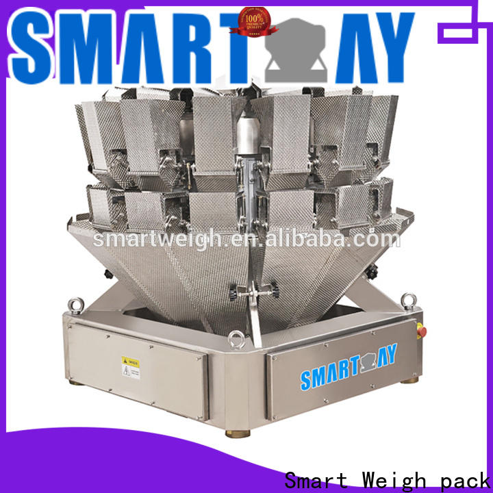 Smart Weigh pack inexpensive multi head weighing machine inquire now for food weighing
