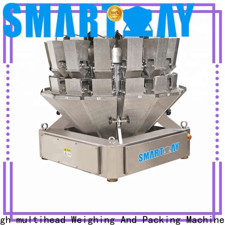 Smart Weigh pack large multihead weigher china from China for food weighing