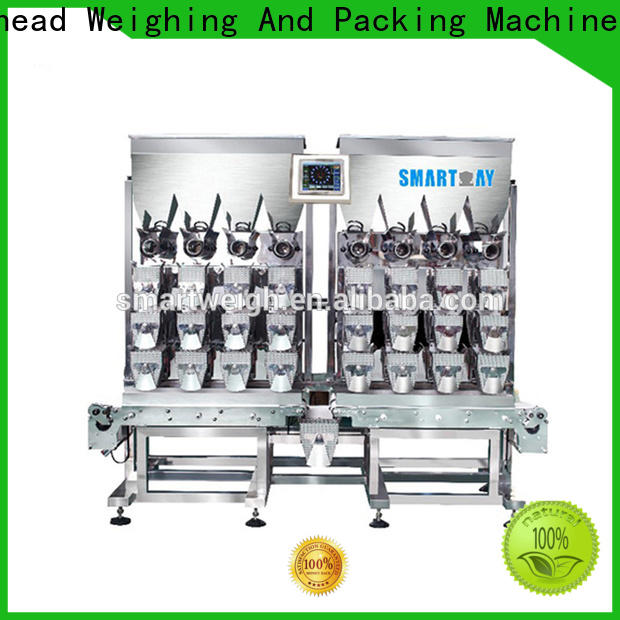 Smart Weigh pack approved combination head weigher order now for food weighing