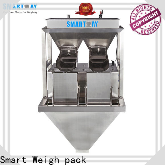 Smart Weigh pack vegetable automatic weighing and filling machine with good price for food packing