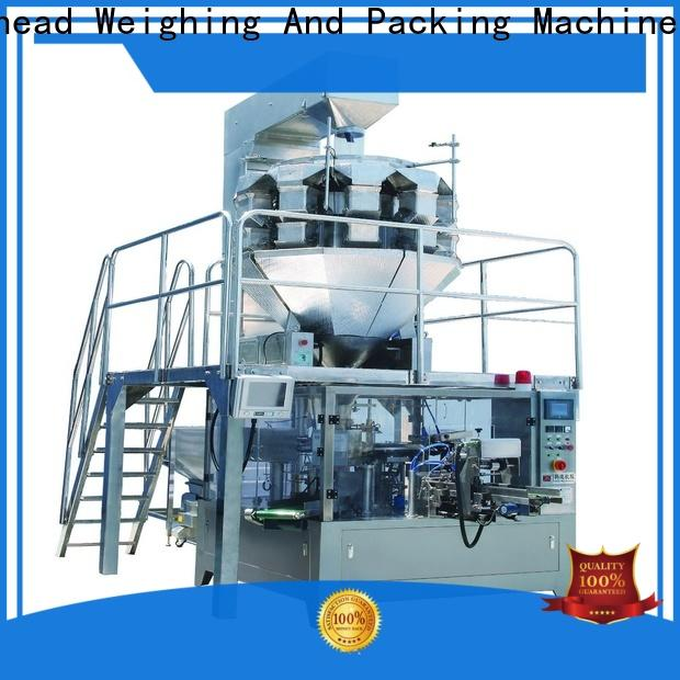 Smart Weigh pack spinach salt packaging equipment China manufacturer for food packing