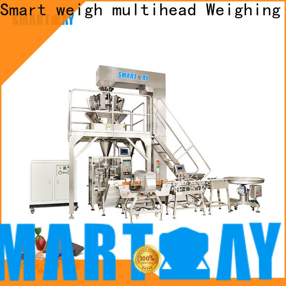 Smart Weigh pack first-rate tea bag packaging machine company for foof handling