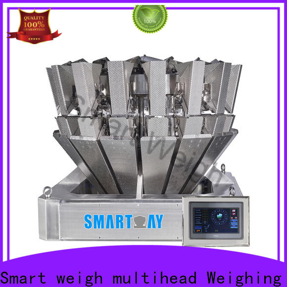 steady multi weigh systems modular factory for food packing