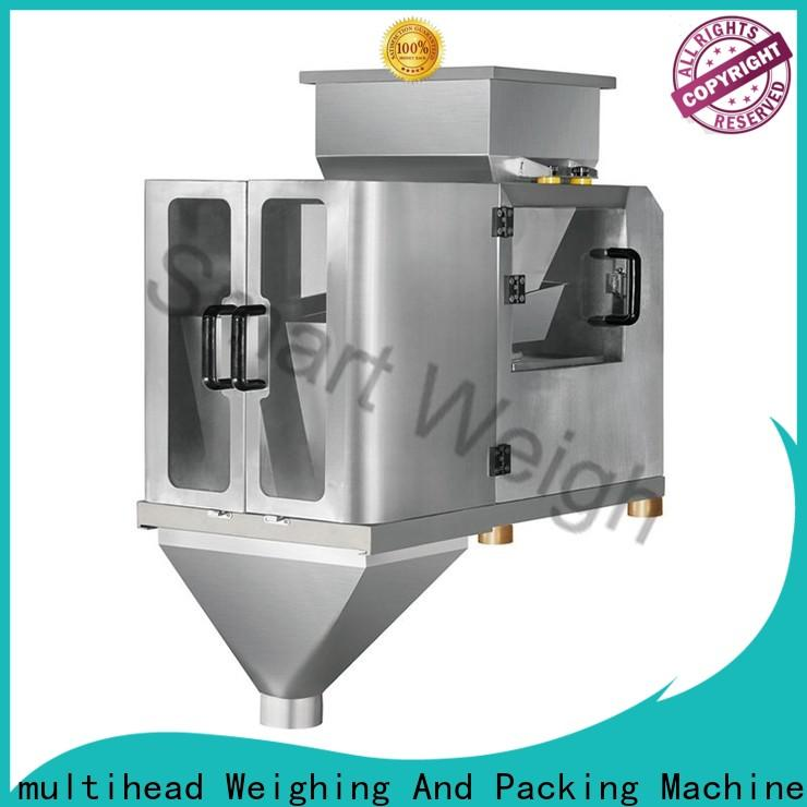 Smart Weigh pack scale flow pack machine supply for food labeling
