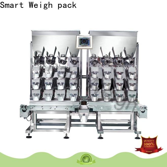 Smart Weigh pack ce electronic weighing machine factory for food packing