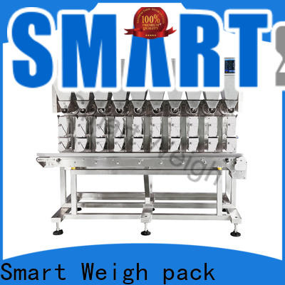 Smart Weigh pack head weighing scale order now for food labeling