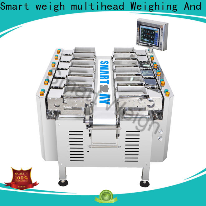 Smart Weigh pack best weigher machine order now for food labeling