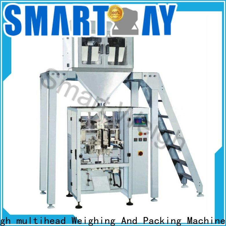 Smart Weigh pack multihead food packaging systems company for food packing