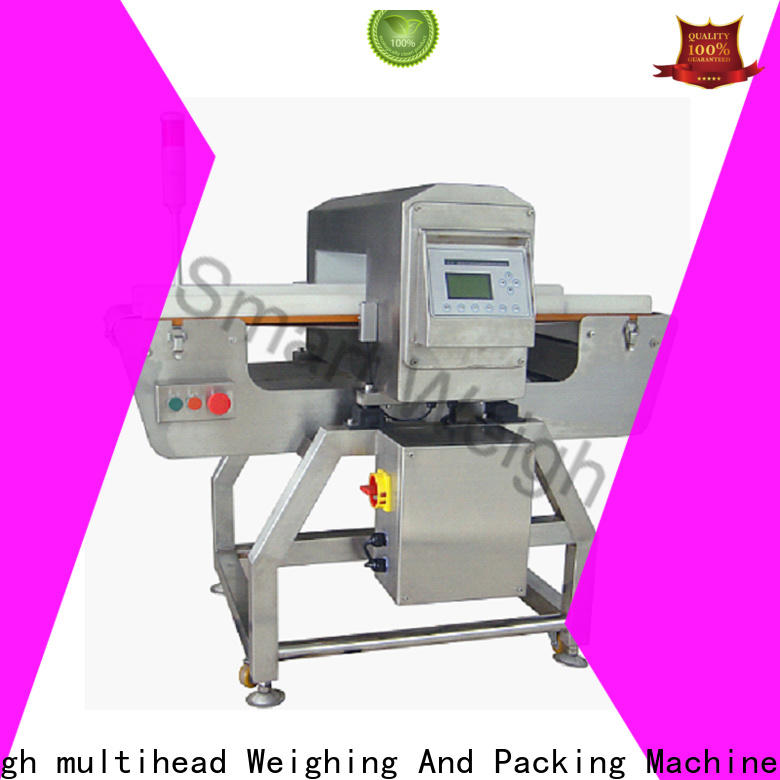 Smart Weigh pack adjustable checkweigher scale with good price for foof handling