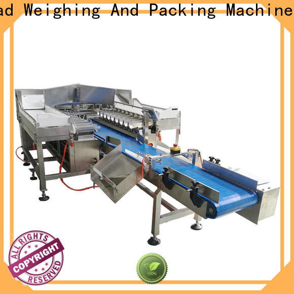 Smart Weigh pack new linear weigher machine company for food packing