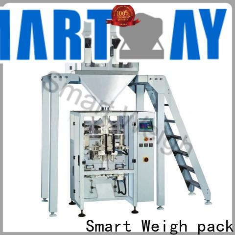 Smart Weigh pack stable vertical form fill seal packaging machines company for meat packing
