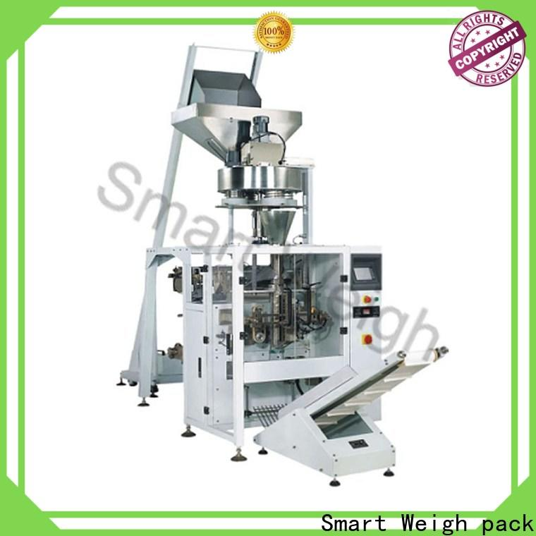 Smart Weigh pack best vertical packaging machine factory for salad packing