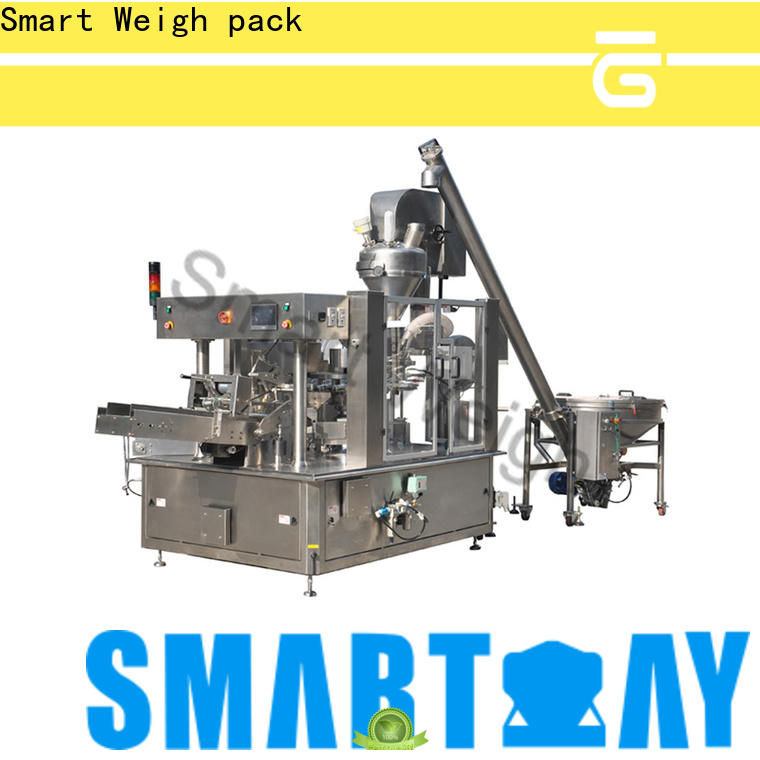 Smart Weigh pack cereal food packaging equipment manufacturers for business for food weighing