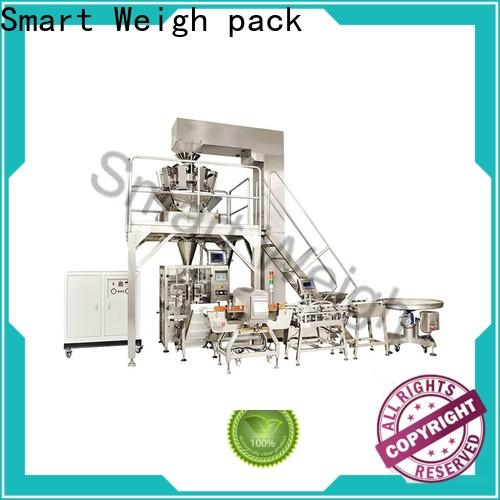 Smart Weigh pack candied vertical packaging machine factory for salad packing