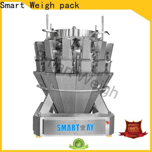 Smart Weigh pack packing multihead weigher for sale suppliers for food labeling
