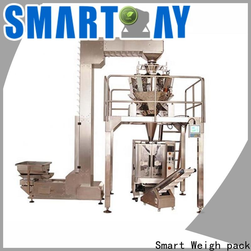 Smart Weigh pack inexpensive automatic liquid packing machine in bulk for food packing