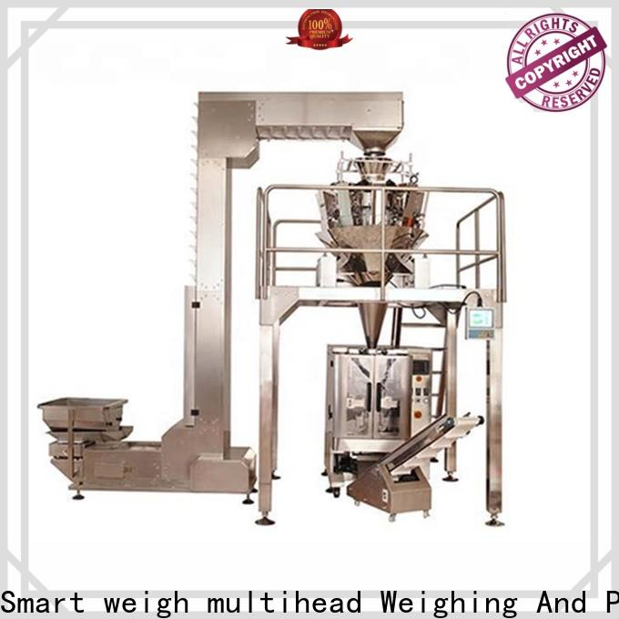 Smart Weigh pack pack bosch filling machine for food packing