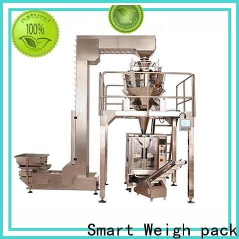 Smart Weigh pack vffs packaging suppliers for food labeling
