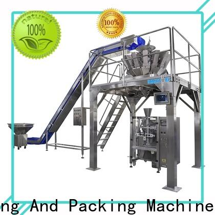 advanced packaging machine manufacturers cone suppliers for foof handling