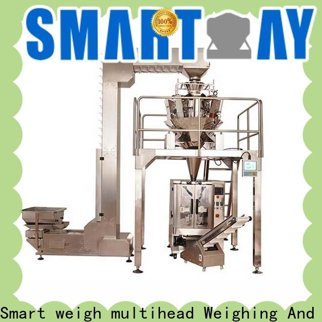 Smart Weigh pack advanced industrial vacuum packing machine supply for foof handling