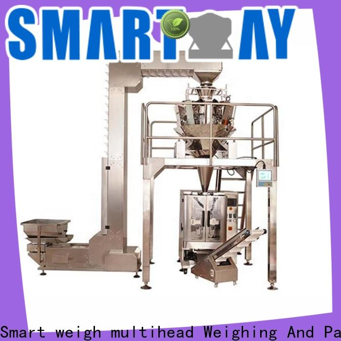 eco-friendly automated packing machine price factory price for food labeling