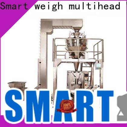 Smart Weigh pack certificate tube packaging machine company for food weighing