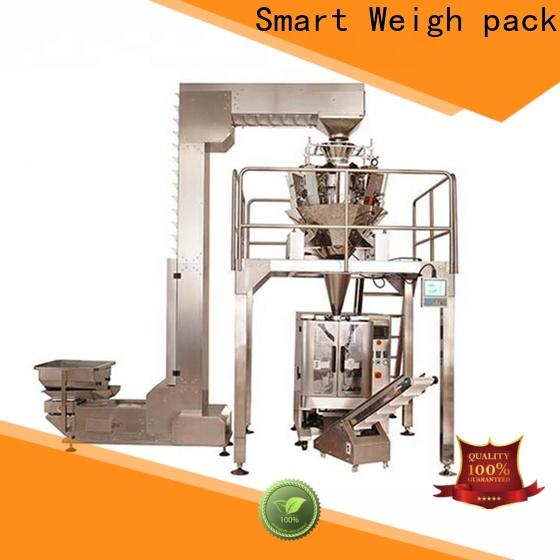 Smart Weigh pack multifunctional automatic bagging machine supply for food packing