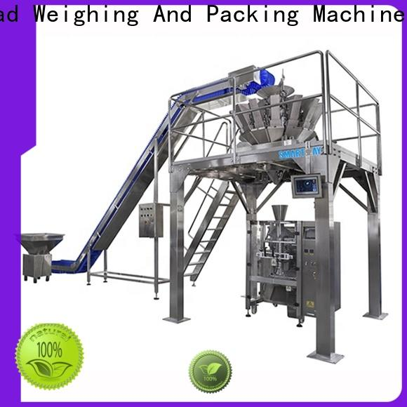 Smart Weigh pack eco-friendly packing machine supplier supply for food labeling