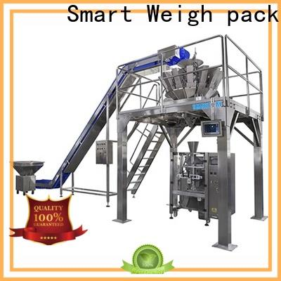 Smart Weigh pack new cereal packaging machine for foof handling