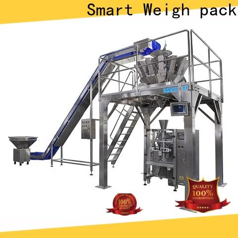 Smart Weigh pack quality filling and packaging equipment manufacturers for food packing