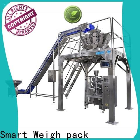 Smart Weigh pack top bulk packing machine with cheap price for foof handling