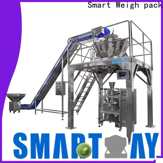 Smart Weigh pack 1kg manual packing machines company for foof handling