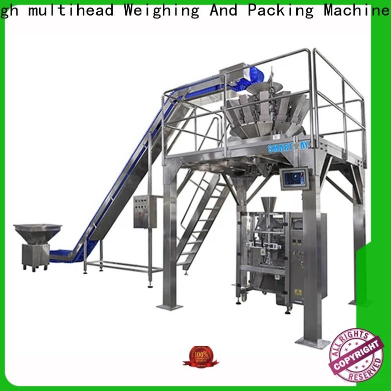 easy operating horizontal packing machine durable with good price for food labeling