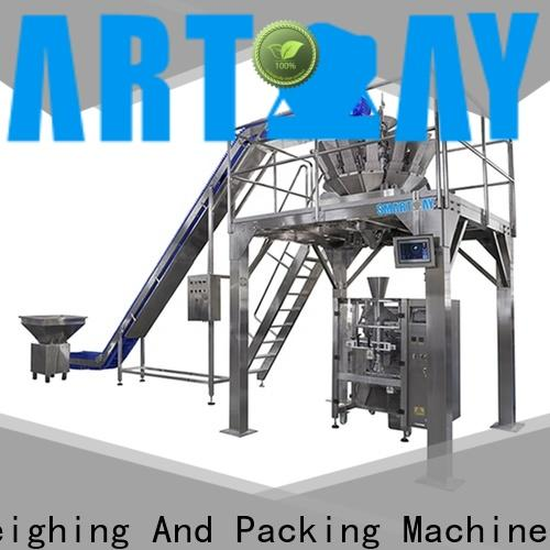 Smart Weigh pack packaging clamshell packaging machine inquire now for food labeling