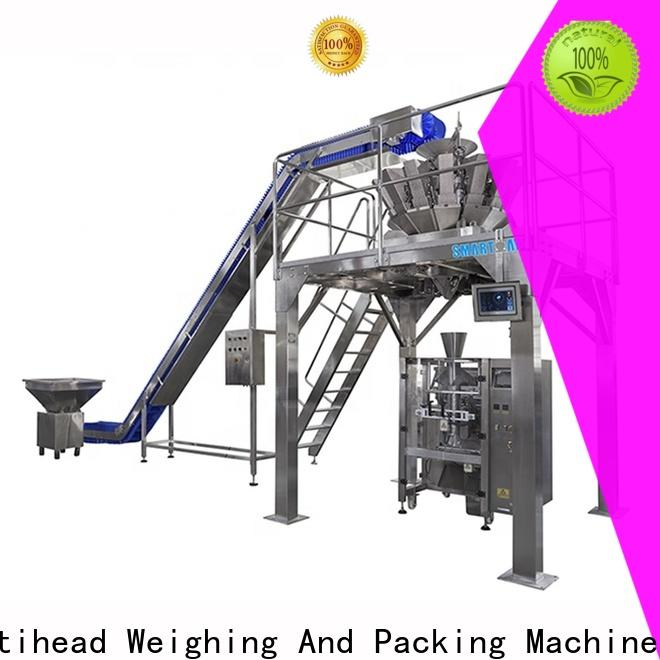 Smart Weigh pack version food product packaging machine order now for food weighing