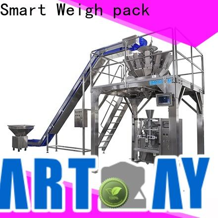 Smart Weigh pack high quality pouch packing machine manufacturer inquire now for food labeling