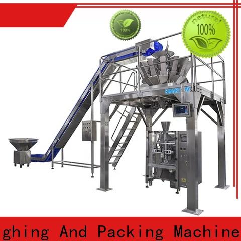 Smart Weigh pack latest food filling equipment company for foof handling