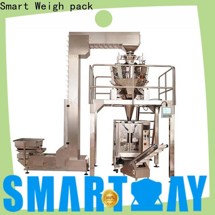 Smart Weigh pack milk paint filling machine in bulk for food weighing