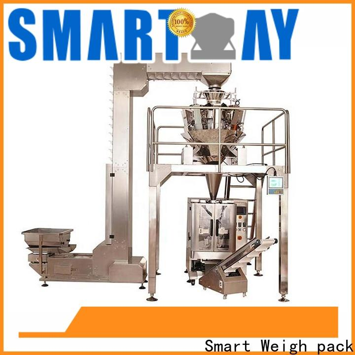 Smart Weigh pack eco-friendly packing machine malaysia in bulk for foof handling