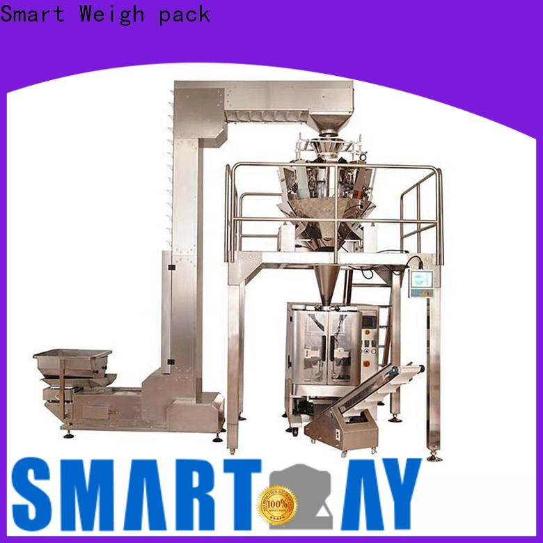 Smart Weigh pack rotary pouch filling machine manufacturers for foof handling