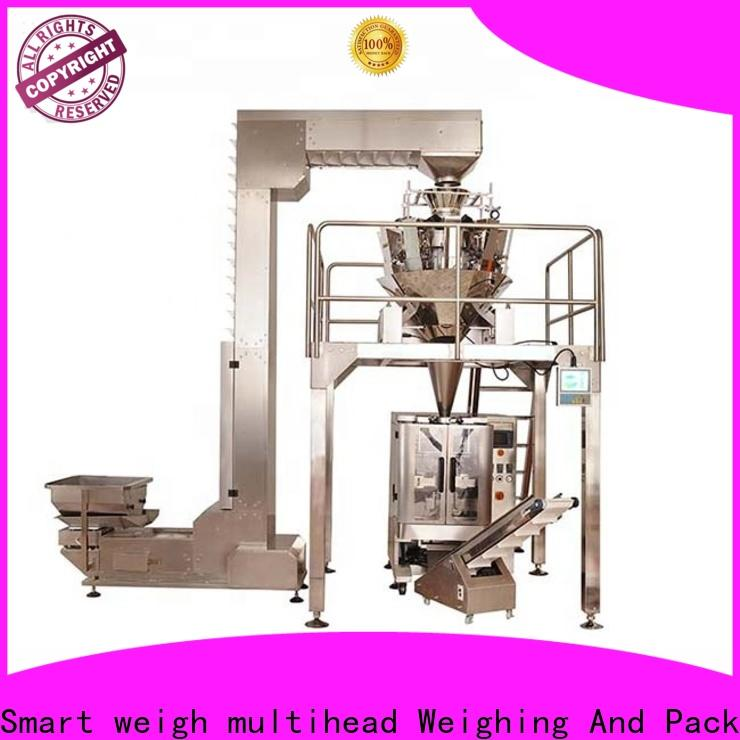 Smart Weigh pack spice food packaging machine supplier factory price for food labeling