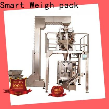 Smart Weigh pack bottle packing machine supply for food packing