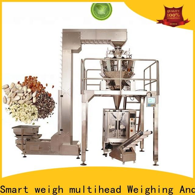 Smart Weigh pack stable packaging machine singapore customization for food packing