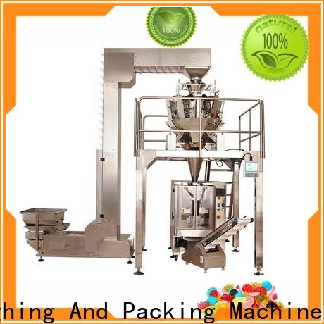 Smart Weigh pack peas automatic packaging machine free quote for food weighing