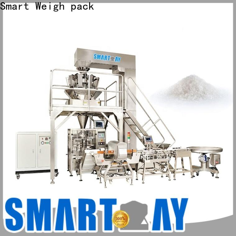 Smart Weigh pack new cup filling machine factory price for foof handling