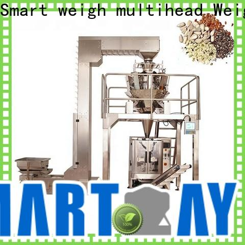 Smart Weigh pack hoe individual packaging machine order now for food labeling